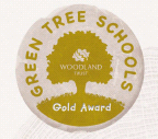 Green Tree School Gold Award